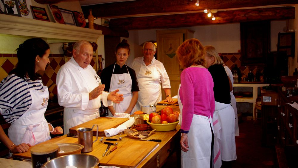 Cooking Classes and Gourmet Tours in Provence and French Riviera