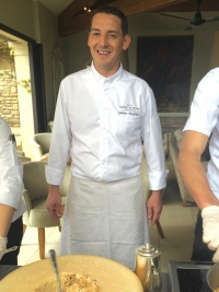 Chef Jerome Blanchet